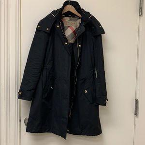 Burberry Raincoat Black Size 8